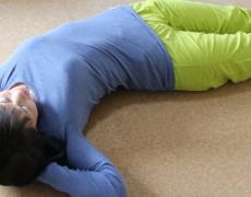 呼吸と胸郭の動き